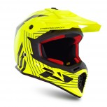 MX Helm 3095 Yellow Fluo / Black